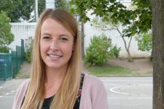 Frau Keupen, Klassenlehrerin 1c